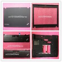 Novo portátil lenovo thinkpad x220 lcd capa traseira/moldura lcd/apoio de mãos/base inferior capa 04w2185 04w2186 04w6531 04x3780 04w2184