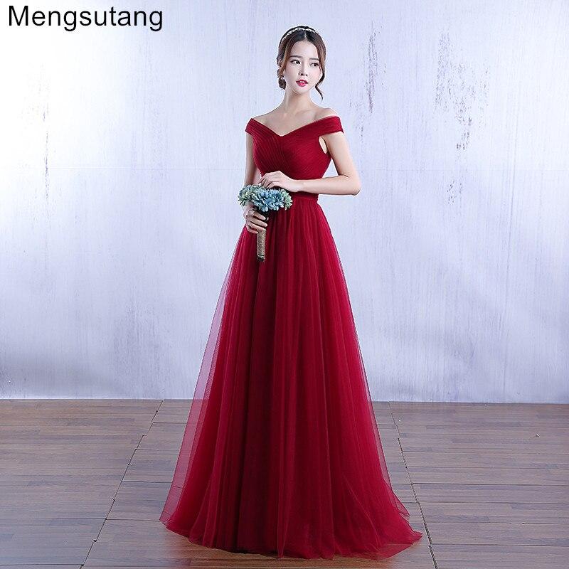 Robe de soiree 2019 wine red lace up evening dress Elegant party dress vestido de festa prom dress Tailor Custom Made 3 colors