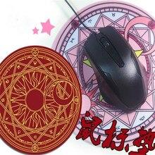 Anime Sailor Moon Muismat Cosplay Card Captor Sakura Muismat Meisjes Halloween Props A761