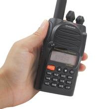 Talkie-walkie Jancore Wouxun KG-699E 66-88MHZ avec écran LCD IP55 étanche 1700mah kg699e radio bidirectionnelle portable