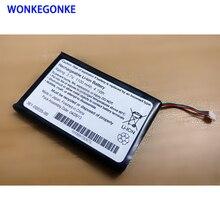 Wonkegonke 1100 mah garmin edge 800, edge 810 고품질 배터리 배터리