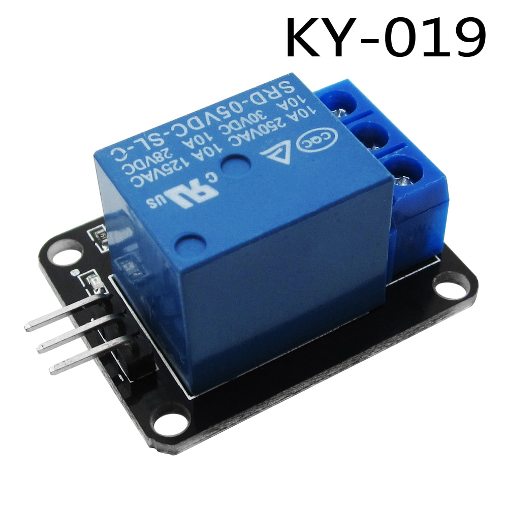 1pcs 1 Channel 5V Relay Module 1-Channel realy KY-019