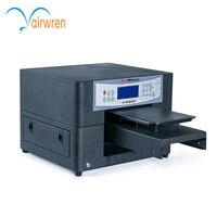 2021 New Product Promotion Airwren Black Haiwn-T400 Digital Textile Printing Machine A4 DTG Printer