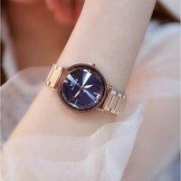 New Fashion Starry Sky Dial Crystal Women Watches Quartz Girl Watch Ladies charm Business Dress Watch Reloj Mujer Zegarek Damski
