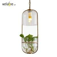 modern pendant light fixtures kitchen dining room restaurant decoration creative design lighting glass lampshade e27 110v 220v
