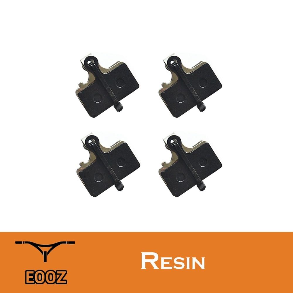 4 PRS * freno de disco de bicicleta almohadillas para SHIMANO G01S XTR M9000 M9020 M985 M988 Deore XT M8000 M785 seis M7000 M675 Deore M6000 M615