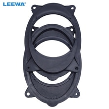 LEEWA-espacement de haut-parleur de voiture   2 pièces 6x9 à 6.5