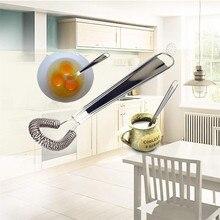 Küche zubehör Schneebesen Hand Egg Beater Edelstahl Wunder Creme Mischen Werkzeug Küche Tools gadget tropfen einkaufen