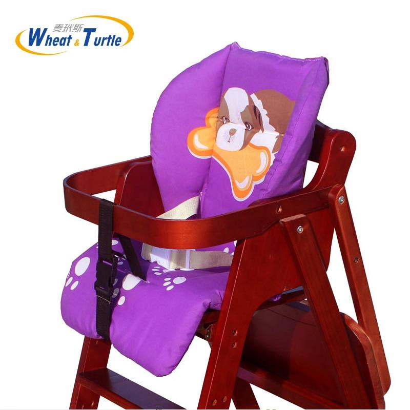 Детская подушка для сиденья коляски в горошек, мягкие Матрасы для коляски, хлопковый коврик для коляски, аксессуары