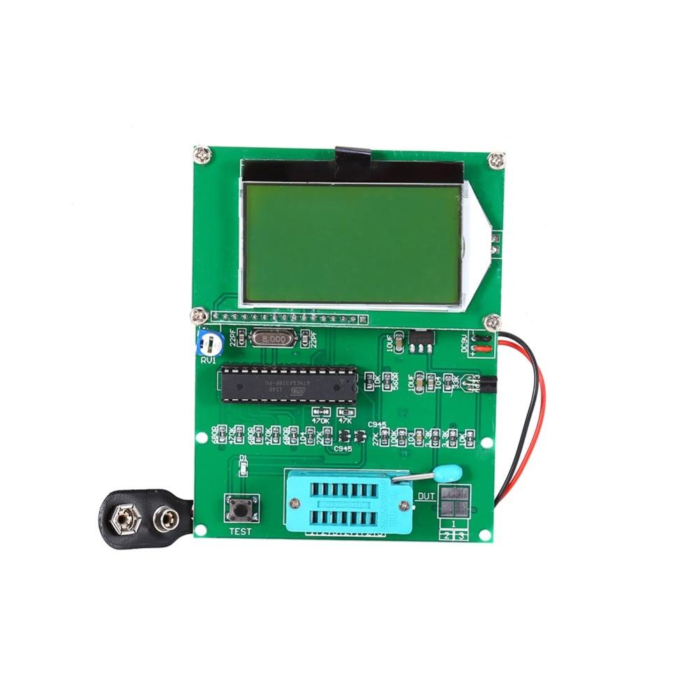 GM328 LCD Display transistor tester ESR meter Cymometer platz welle generator