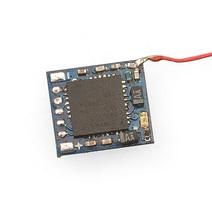 Récepteur Super léger 0.28g 2.4G 5CH DSM2 avec sortie PPM pour Drone quadrirotor de course en intérieur