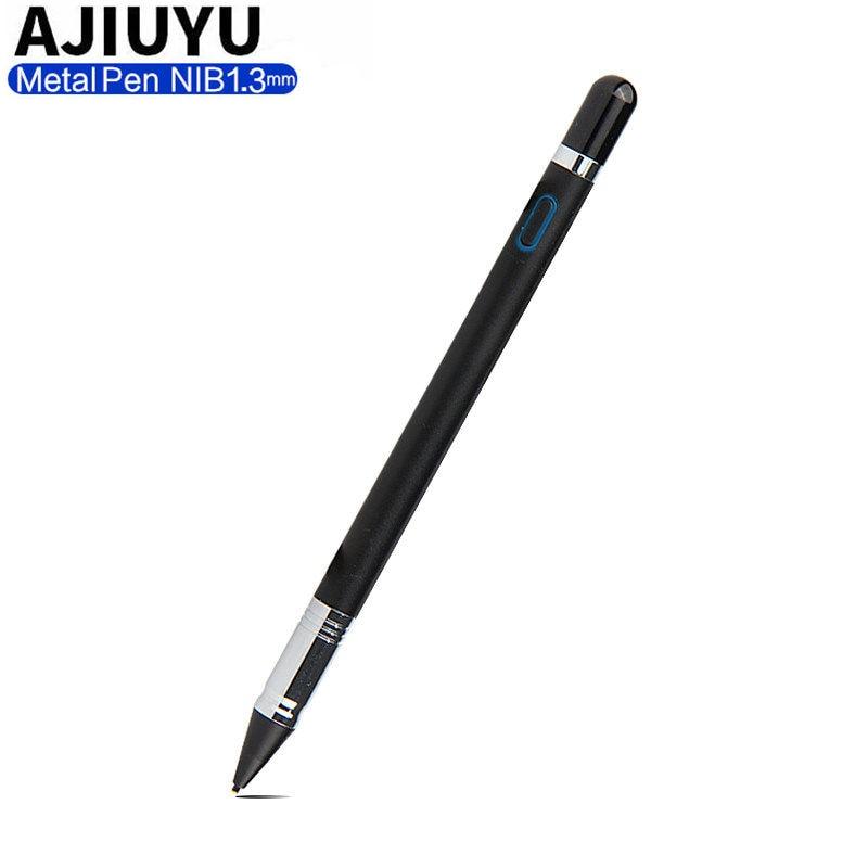 Ручка активный стилус емкостный сенсорный экран для Cube Mix Plus T8 Alldocube U78 u83 KNote iWork 1X 10 Pro T12 Power M3 чехол для планшета