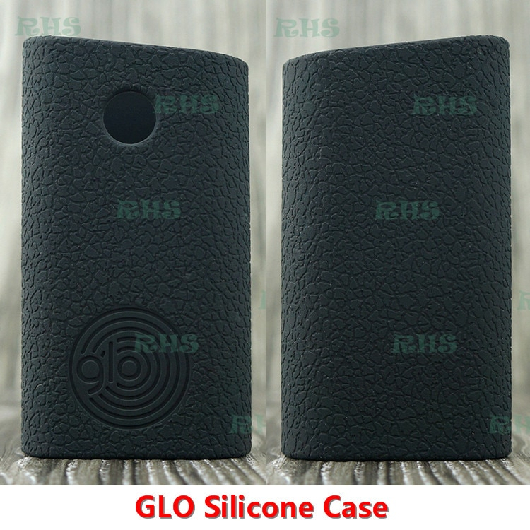 RHS-funda de silicona de alta calidad para GLO, cinco colores clásicos, precio...
