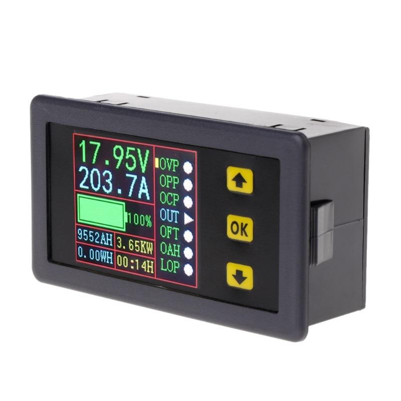 AliExpress - Digital Multimeter Charge-Discharge Battery Tester DC 0-90V 0-20A Volt Amp Meter W-store D21_B