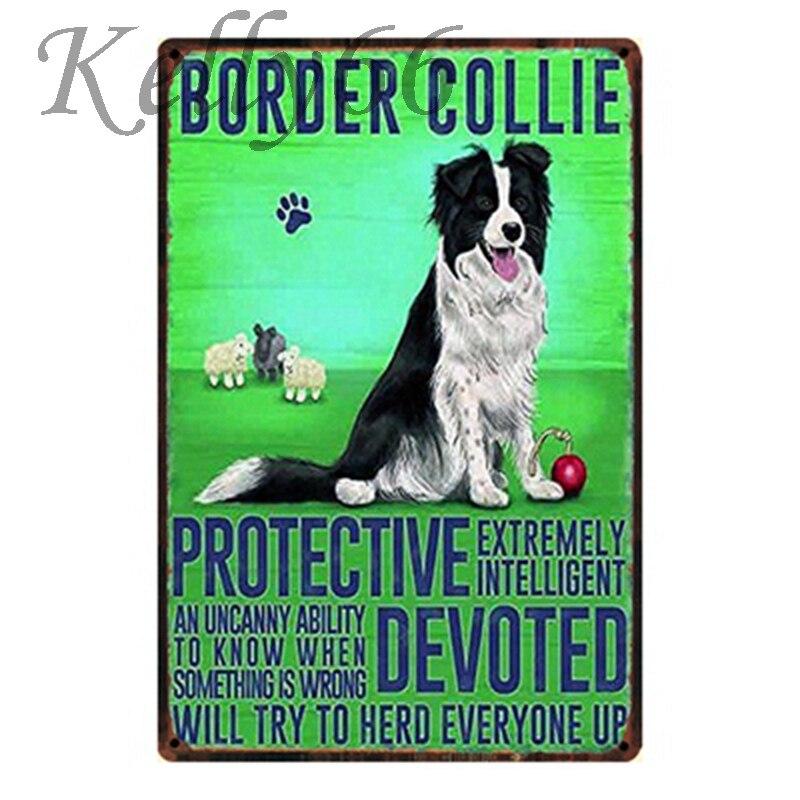 [Kelly66] металлическая Оловянная вывеска, Постер для домашнего животного, декор для стен комнаты, художественная живопись, 20*30 см, размер y-1153