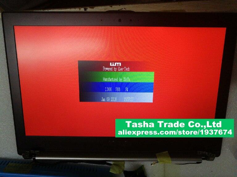 Para ASUS UX32 UX328 UX32S No táctil completo HD pantalla LCD Panel con marco superior M133NWN1-R1