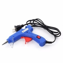 1 PC US Plug  20W 100-240V Professional Mini Electric Heating Hot Melt Glue Gun