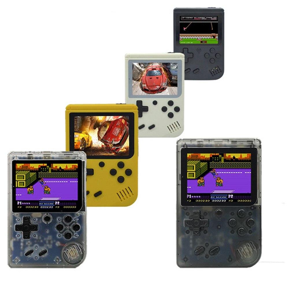 Coolbaby RS-6 الرجعية porttil البسيطة consola دي juegos porttil 8 بت 3,0 pulgadas اللون LCD nios اللون juego jugador incorporado