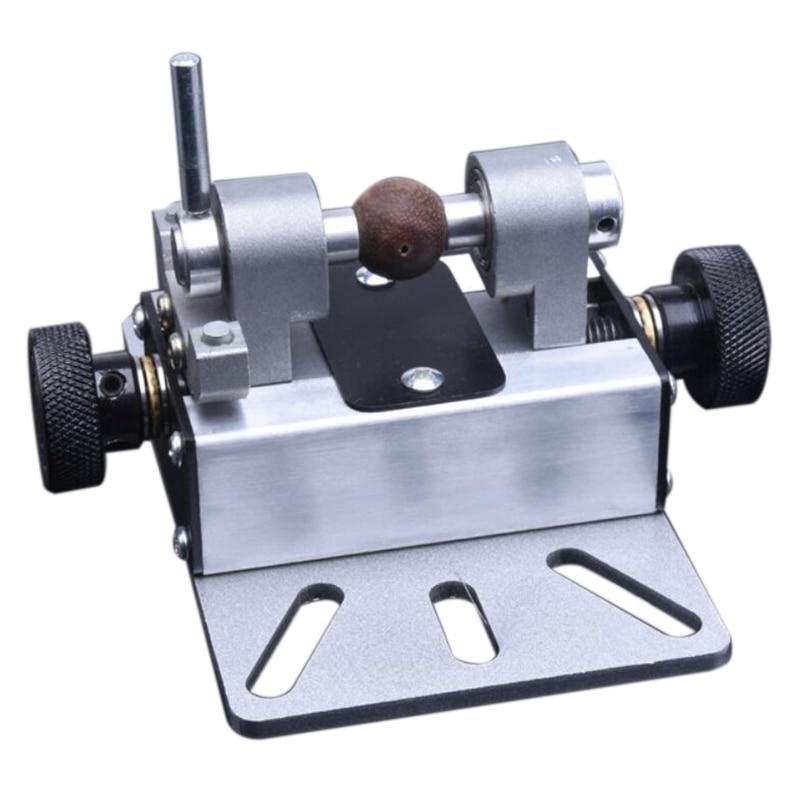 Titular da bola assento máquina de perfuração pérola contas perfurador ágata beeswax bola contas buraco perfuração titular
