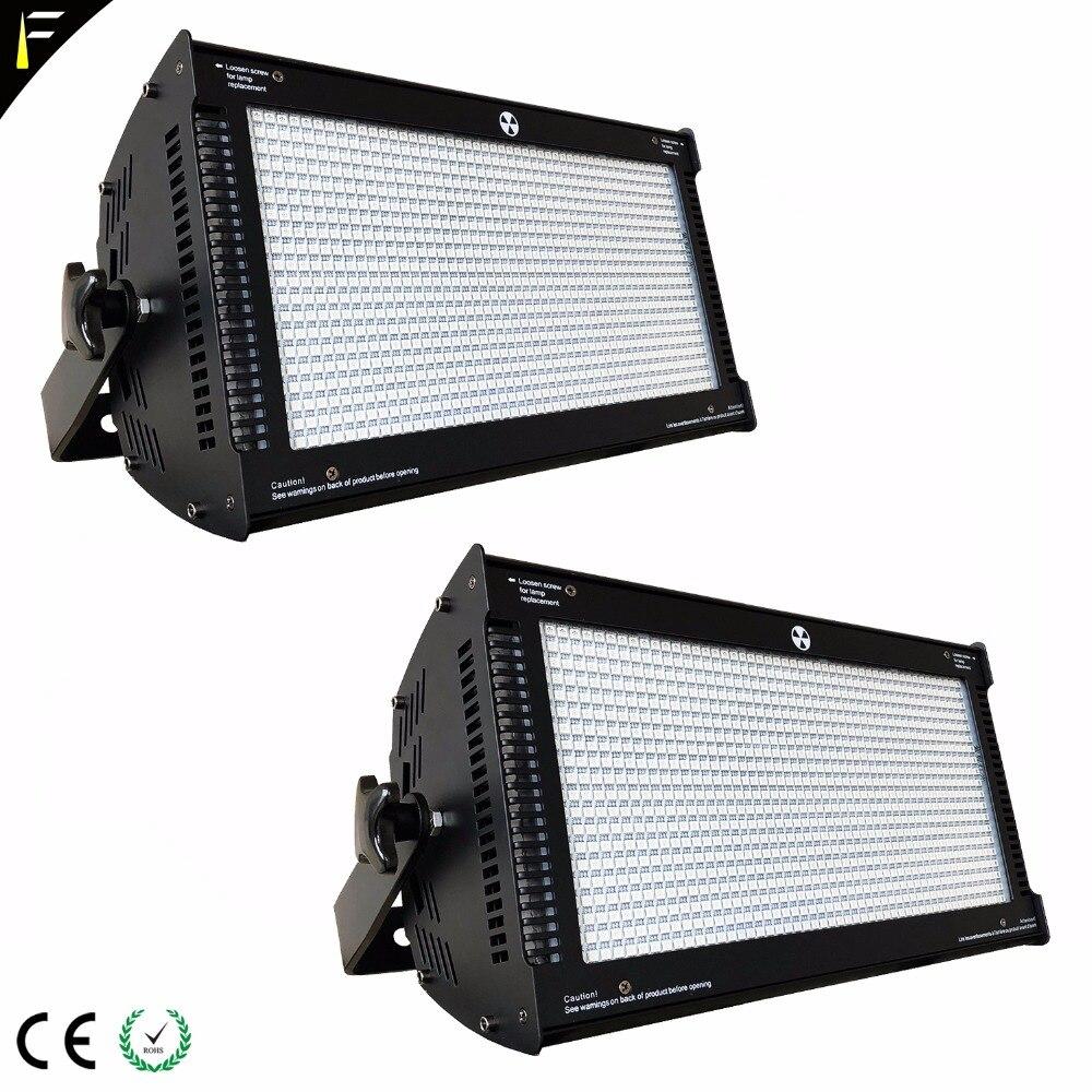 Luz estroboscópica atómica para discoteca, Luz estroboscópica LED RGB de 800 vatios,...