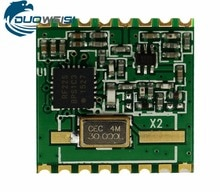 Модуль беспроводного приемопередатчика RFM22BW, посты-S2, SMD-S1, DIP-D, FSK, 433, 868, 915 M, SI4432