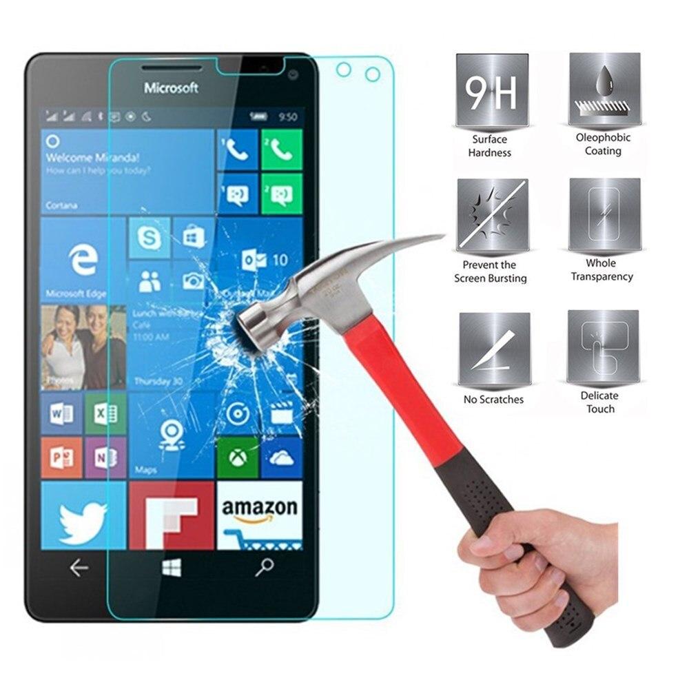 Protector de pantalla de vidrio templado Premium a prueba de explosiones de...