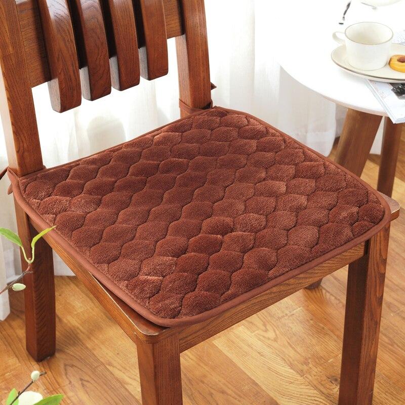 Neue Moderne Stil Sitz Matte Bequeme Sitzen Kissen Gesäß Stuhl Kissen Home Office Dekoration Kissen Weiche Stuhl Kissen