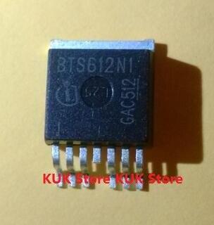 BTS612N1 BTS612 BTS612N1E3128A D2PAK 100% Original NOVO 5 PÇS/LOTE