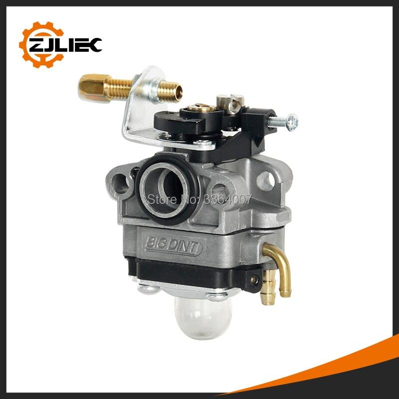 CG139 Carburetor fit for Honda GX35 brush cutter  139 F engine 4 strokes grass trimmer cutter weed eater carburetor