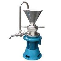NEW Vertical Sesame soybean Peanut Butter colloid mill grinder machine