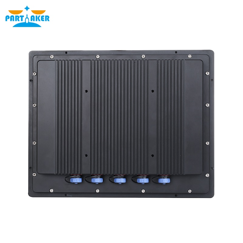 IP68 Full Waterproof 10.4 Inch Industrial Panel PC All in One Resistive Intel J1900 Touch Screen Computer Partaker Z5 enlarge
