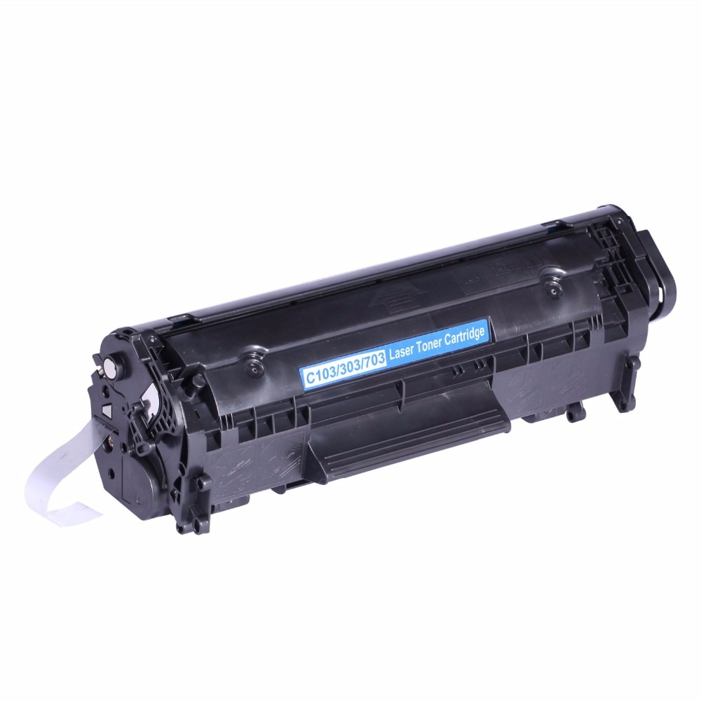 2000 страниц черный тонер-картридж совместимый для Canon CRG103 CRG303 CRG703 для HP LaserJet 1018 1022 1022N 1022 NW1010 1012 1015