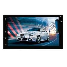 VODOOL 7 zoll 2 Lärmauto DVD-Spieler Autoradio Android 5.1 auto Radio WIFI GPS Navigation Auto mp5 für Honda Ford Peugeot