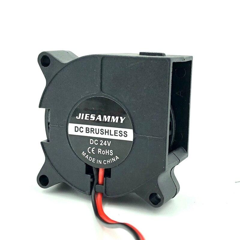 4020 40mm ventilador de refrigeración 12V 24V 5V USB manga/rodamiento de bolas 4CM Turbo Brushless 3D impresora refrigerador 40mm x 20mm