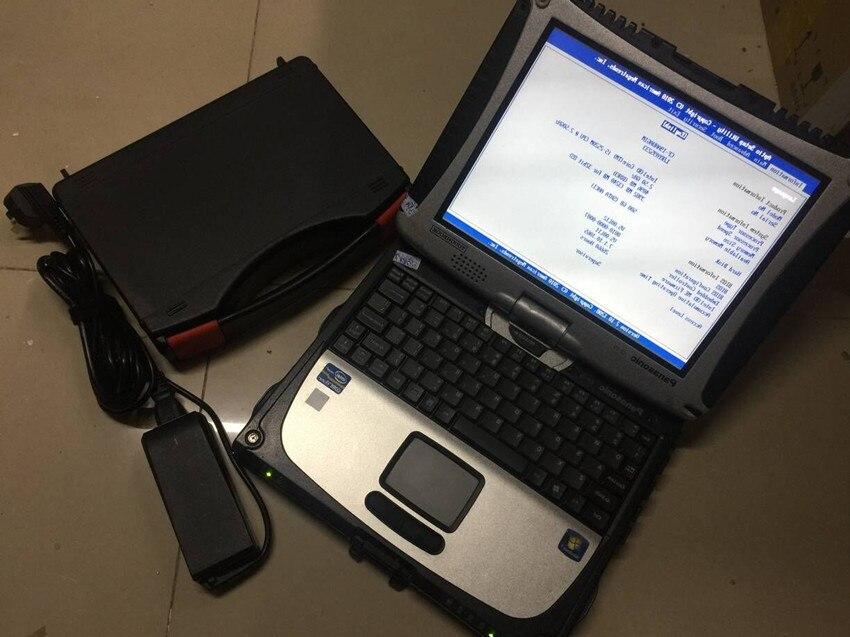 Para v/w para varredor diagnóstico de audi vas 5054a odis v5.13 elsawin com portátil cf19 todos os cabos conjunto completo pronto para usar
