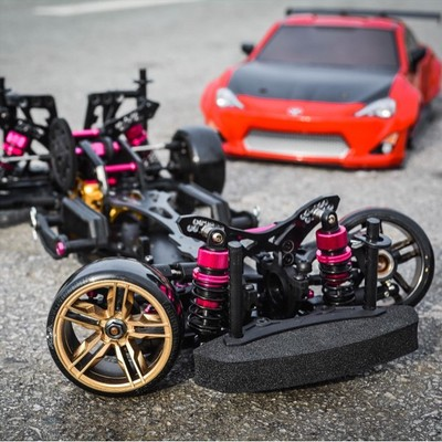 Rwd/4wd 3 racing drive 4wd drift frame cs d4 carros profissionais rc