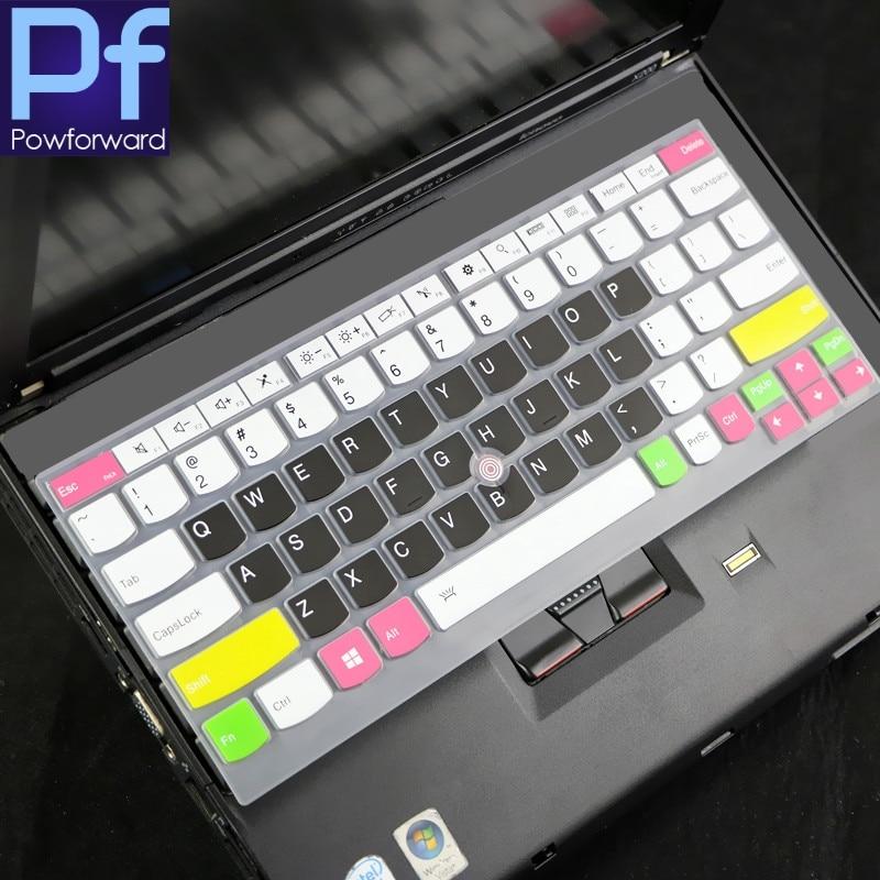 ThinkPad, housse de clavier avec peau souple, pour Lenovo Yoga 260, ThinkPad, X230S, X240, X240S, X250, X260, X270, X280