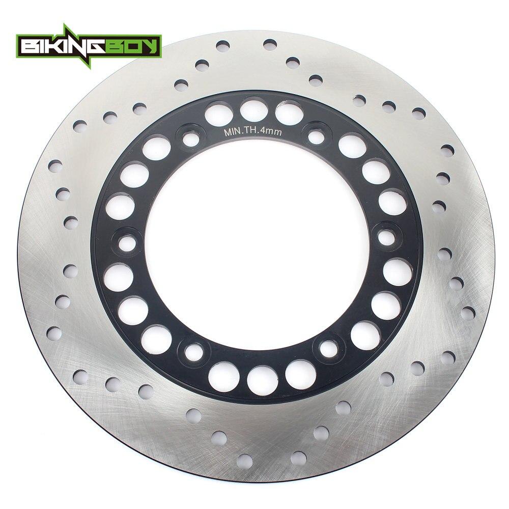 BIKINGBOY de disco de freno trasero disco Rotor FZR 600 R 90-95 FZS FAZER 600 98-03 XJ 600 N S desviación 1991-2003 SRX 400 XJR 400 95-00 99