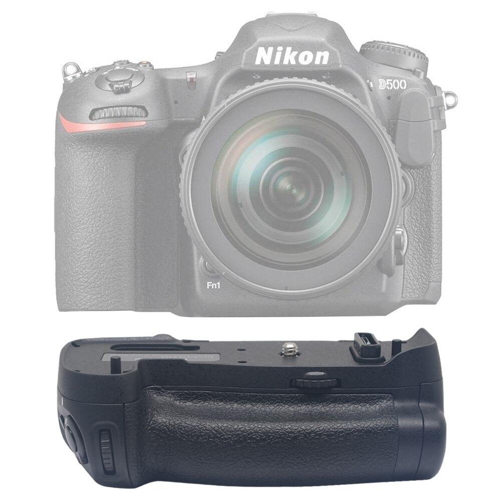 Aperto de Bateria Profissional para Nikon Funciona com En-el15 Mcoplus Bateria aa Como Nikon Mb-d17 Bg-d500 D500 &