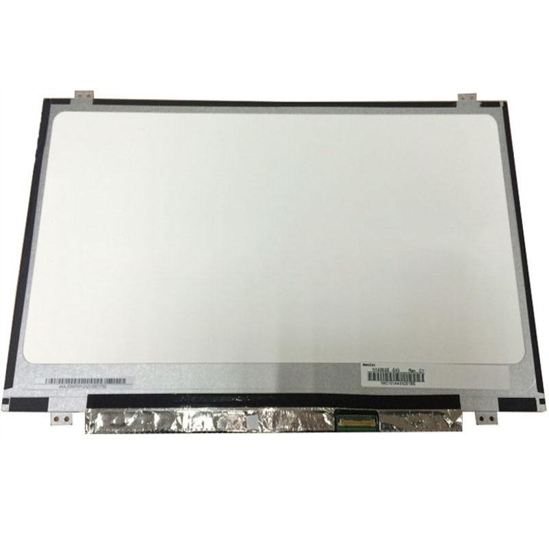 Para ACER E1-472G E1-470G E1-422 E1-422G E1-470 E1-432G E1-410G portátil LCD panel de pantalla 1366*768 30pin 14 pulgadas lcd Delgado matriz