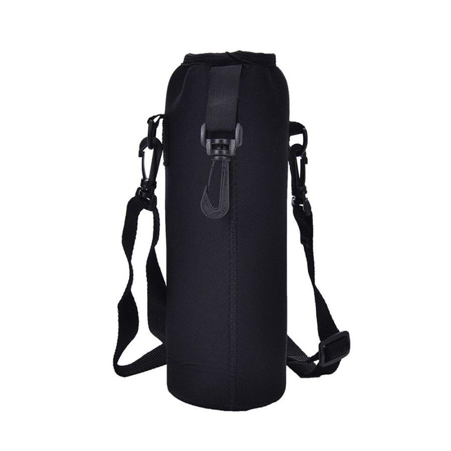 Saco de armazenamento 1000ml garrafa de água sacos de embalagem transportadora isolado capa saco bolso bolsa organizador ao ar livre recipiente 18may9