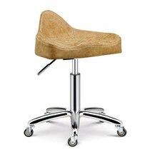 B Beauty Salon Stool Ergonomic Work Bench Salon Manicure Makeup Chair Lift Rotary Stool Bar Chair Rational Chair