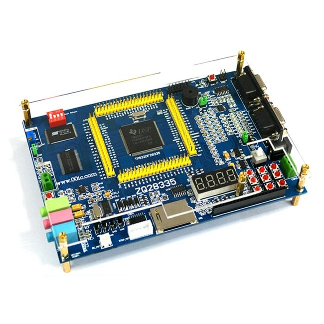 Placa de Desenvolvimento 00ic Aprendizagem Board Começando Essentials Boutique Kit Dsp28335 – Tms320f28335