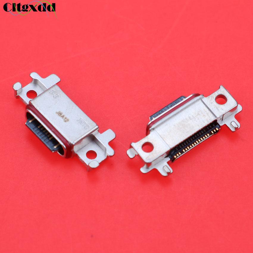 Cltgxdd 1 Uds Micro conector de carga USB conector de puerto del cargador del muelle para Samsung Galaxy 2017 A3 A5 A7 A320 A320F A520 A720