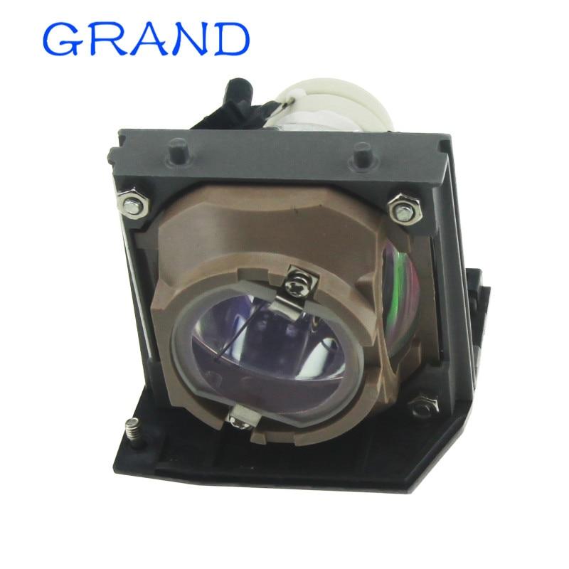 Bombilla de proyector Compatible 725-10028/730-10994/7W850/310-2328 para DELL 3200MP con carcasa GRAND