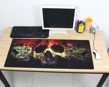 Maldita almohadilla ratón computador jugador mause pad 900x400mm padmouse gran mejor vendedor ratón ergonómico gadget de escritorio de oficina de