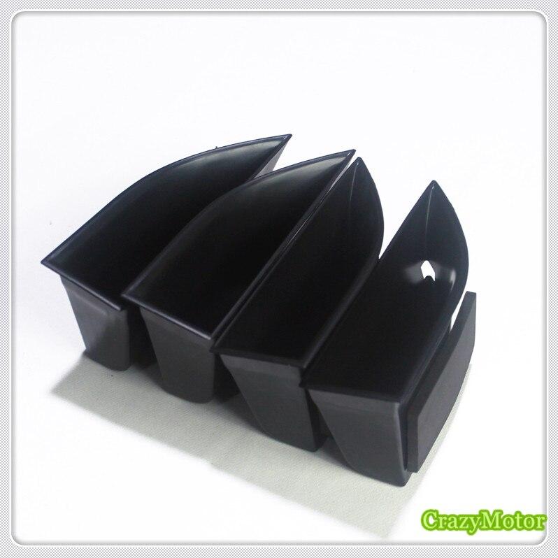 Para Range Rover Evoque 2012-2015 mango interno reposabrazos caja de almacenamiento guante caso titular accesorios de Auto del coche organizador