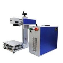 Marque de code QR de jouet pour enfants faite par machine de marquage laser 20W 30W 50W Machine dimpression Laser à fibres avec Source Laser Raycus