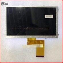 Yeni LCD ekran FPC3-WV70021AV0 H-B07021FPC-71 KR070PE7T Freelander PD10 PD20 3G GoClever Tab T76GPS TV LCD ekran paneli