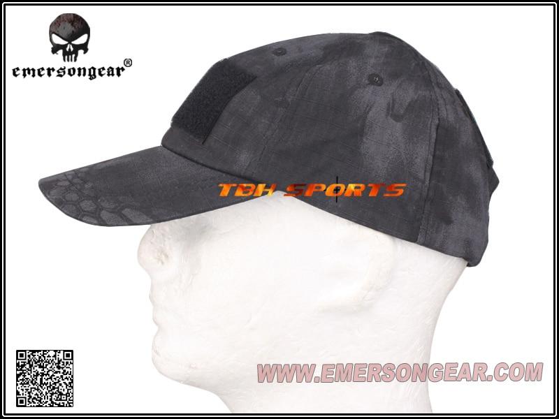 Emerson Tactical Baseball Caps In Kryptek Typhon Camo Outdoor Hats and Caps(SKU12050172)